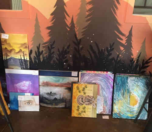 The Connecticut Art Gallery At Broad Brook Brewing